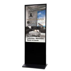 Kiosk Stele von e-display
