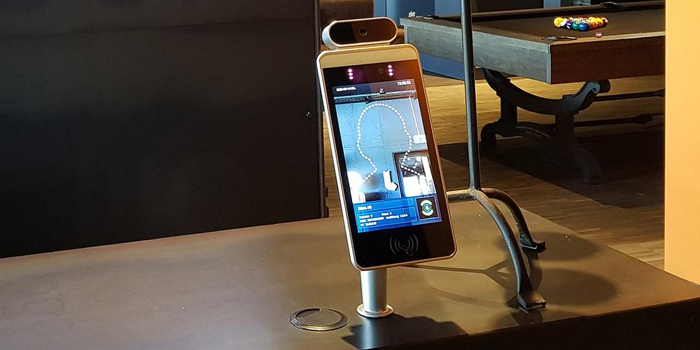 Fieberscanner von e-display