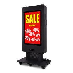 Digitaler Outdoor Kundenstopper e-display