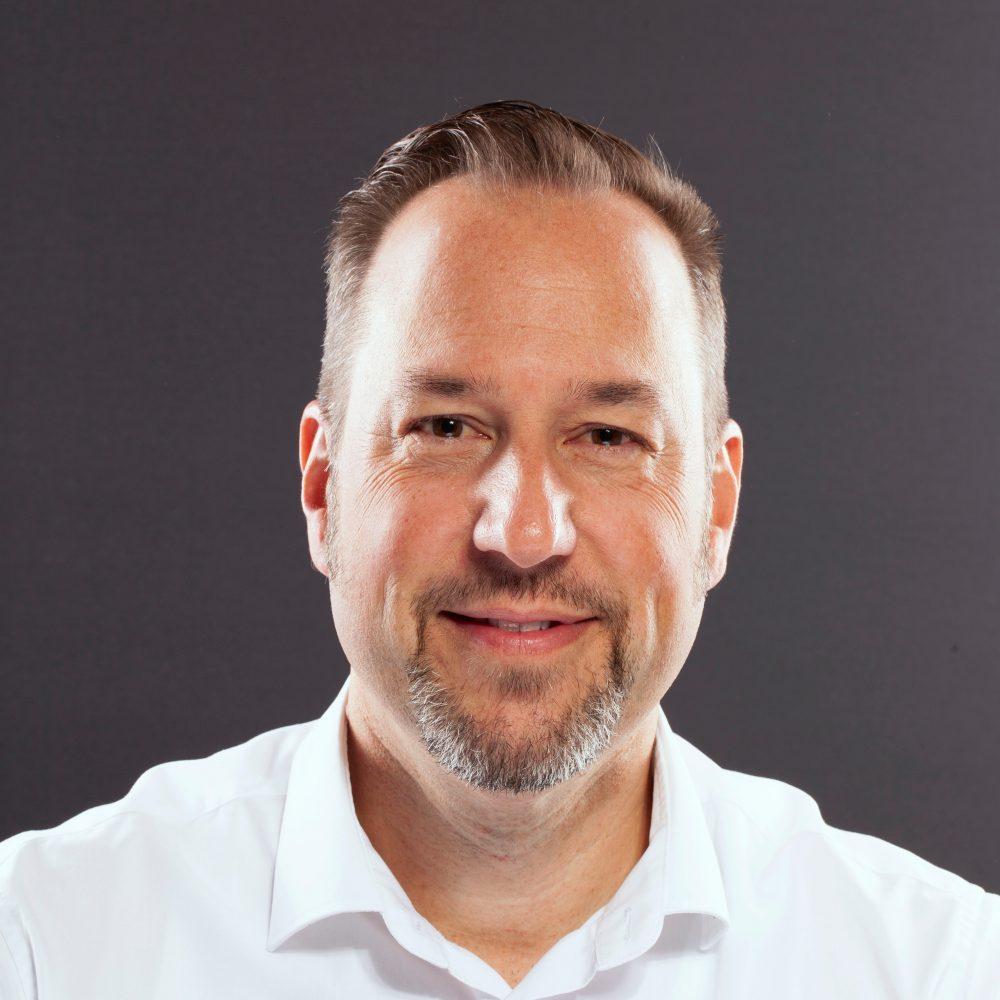 Silvan Rohner, Geschäftsinhaber von E-Display und Digital Signage Profi.