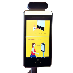 Covid-Zertifikat Scanner von e-display